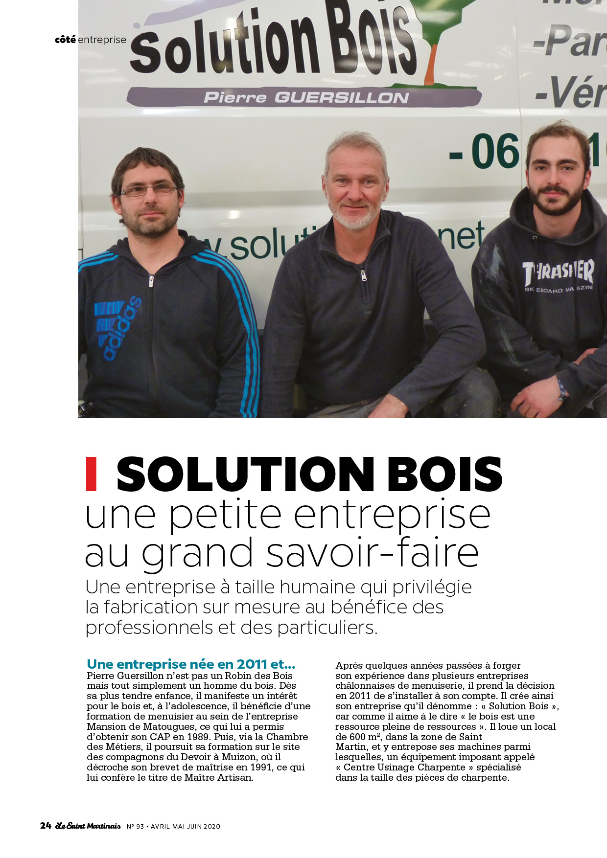 Solutions Bois