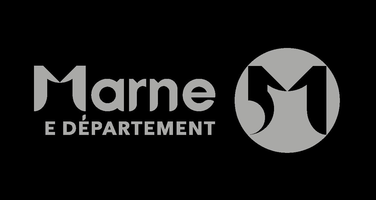 Logo Marne Département