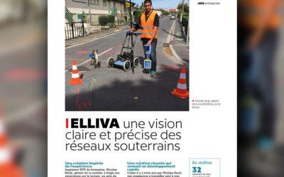 Elliva, une vision claire et précise des réseaux souterrains