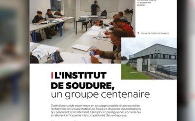 L'Institut Soudure, un groupe centenaire