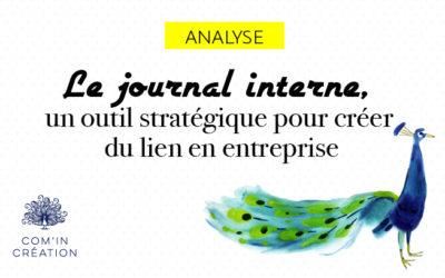 Le journal interne, un outil stratégique pour créer du lien en entreprise